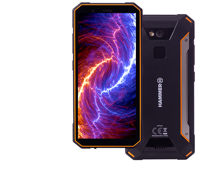 HAMMER Energy 18x9 bateria