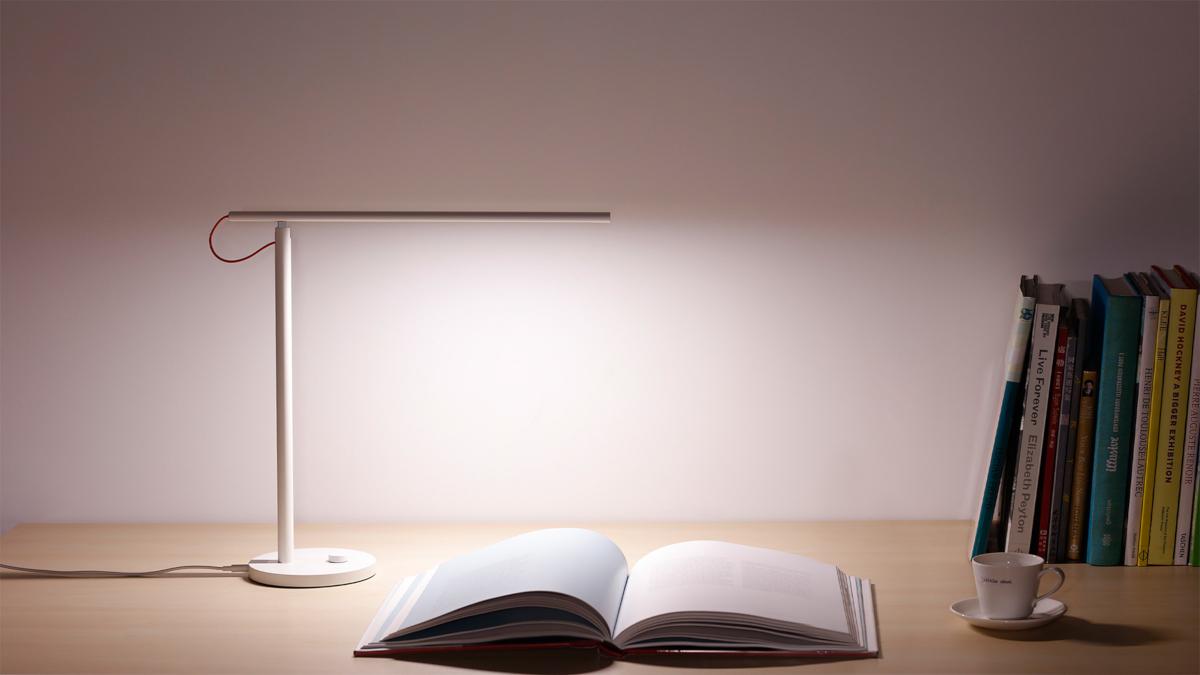 Lampka Xiaomi mi smart tryb czytania